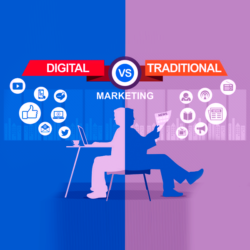 Advantage of Digital Marketing Over Traditional Advertising